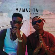 Tinie and Wiz kid Single cover https://genius.com/Tinie-tempah-mamacita-lyrics