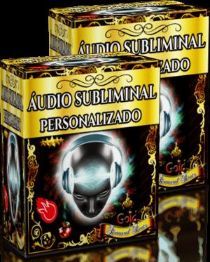 COMBO 2 Áudios Subliminais Personalizados (até 10 características cada)