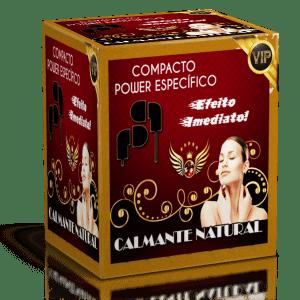 COMPACTO POWER – Calmante Natural