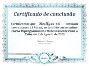 outrocertificadoprofissional