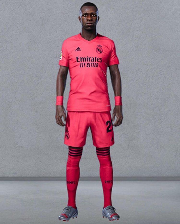 Real Madrid 2020-21 away kit LEAKED!