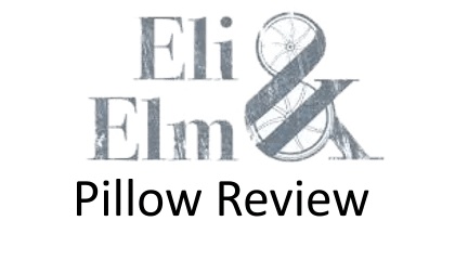 eli elm pillow review do they feel