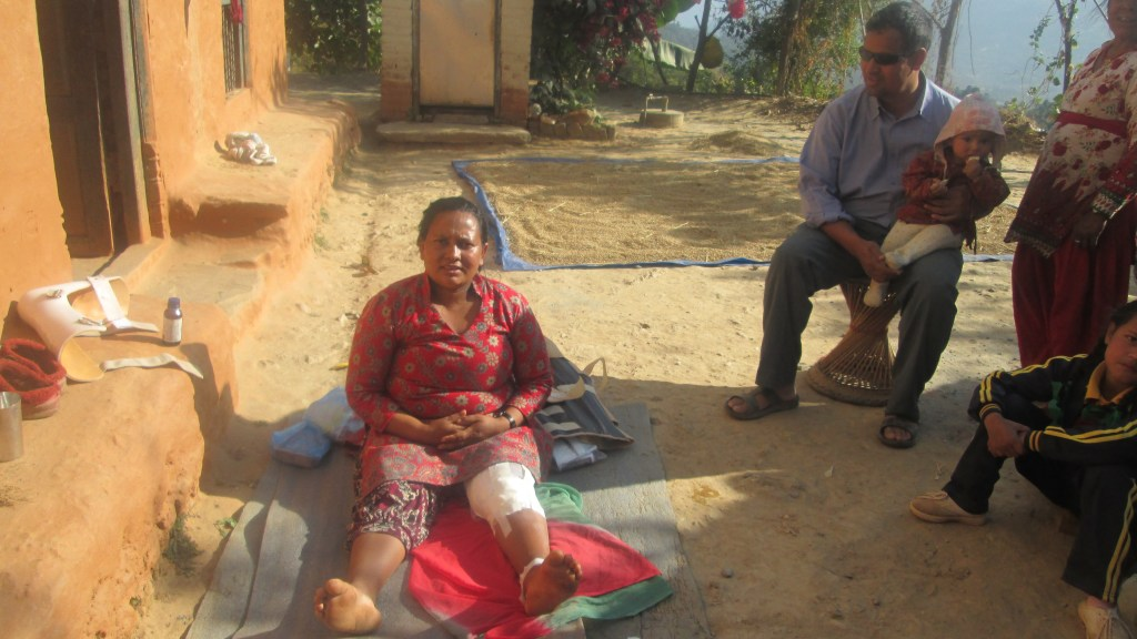 AS Nepal KCOP Q4 2018 Gita Pariyar