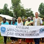 Lwala Clinic Community Welcomes Real Medicine Foundation and World Children's Fund
