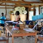 Vocational Training Tailoring Workroom