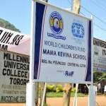 Mama Kevina School Signs