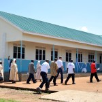 Visitor Tour of the Mama Kevina School Grounds