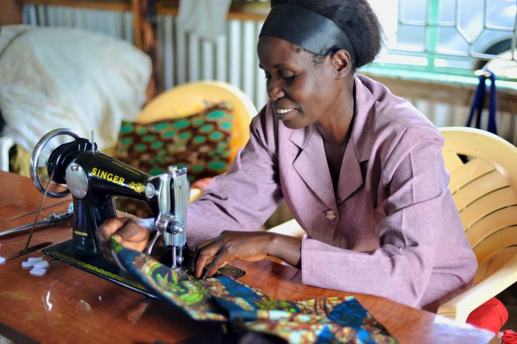 sewing lwala program