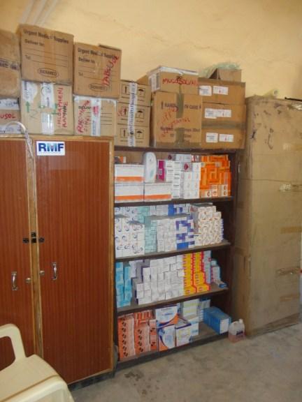 Medicine for Pediatric Ward