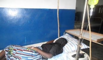 Hajara Musa Recovers at the Clinic
