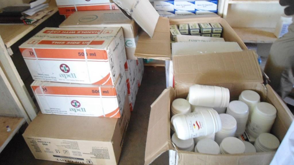 Medicine Supplies Mama Kevina