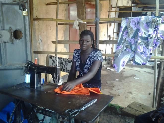 Tailor Shop Participant