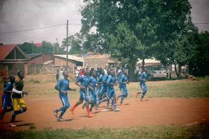 Buwate Running