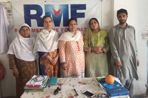 Primary Care pakistan team group photo