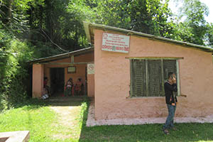 Satellite MCH Clinic Program Darlamdanda