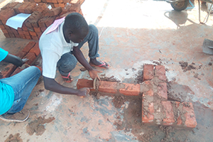 Bricklaying and Concrete Practice