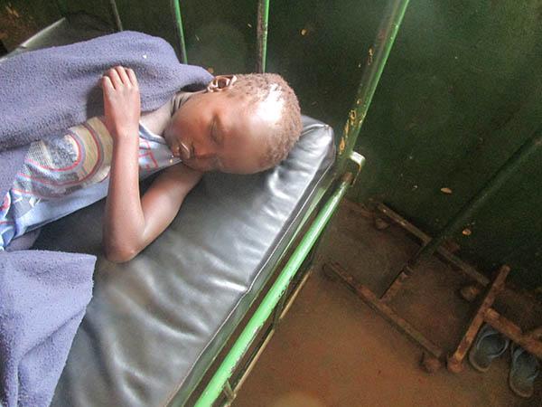 John Nakuka Malaria