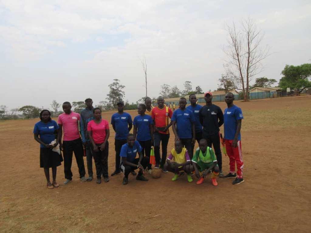 Coaches of the participants