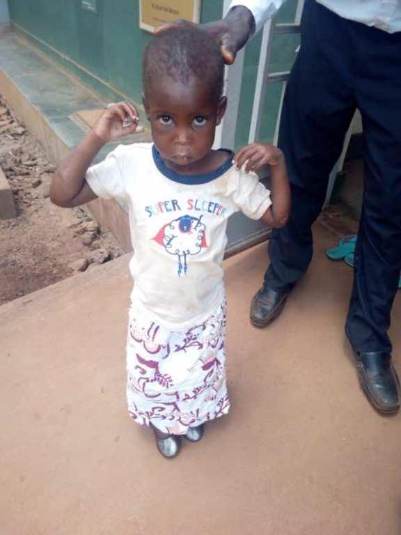 4-year-old Mary Nabutit
