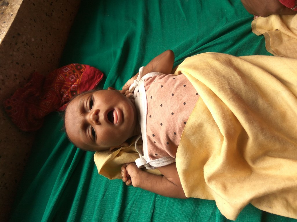 AS Nepal KCH Q2 2018 Kumari Anandi's baby