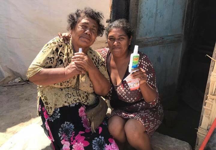 AM Peru PPA Q2 2017 Contentas con su repelente