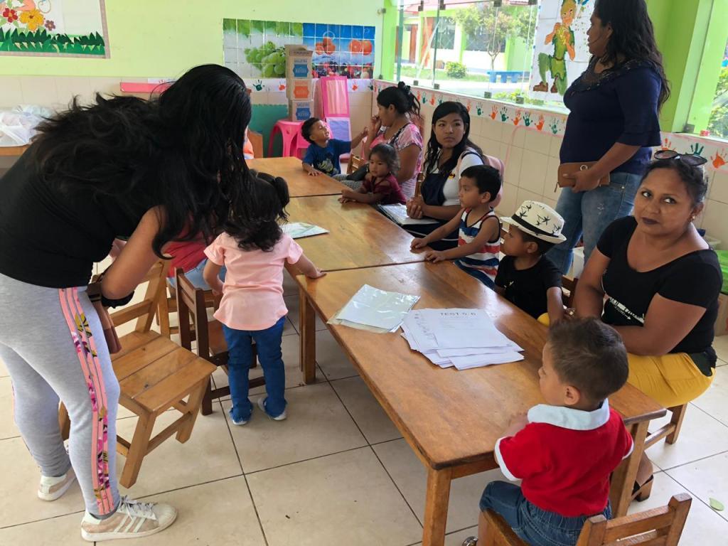 AM Peru PPM Q1 2019 Evaluacion en CEI 182