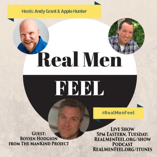 Real Men Feel: ManKind Project