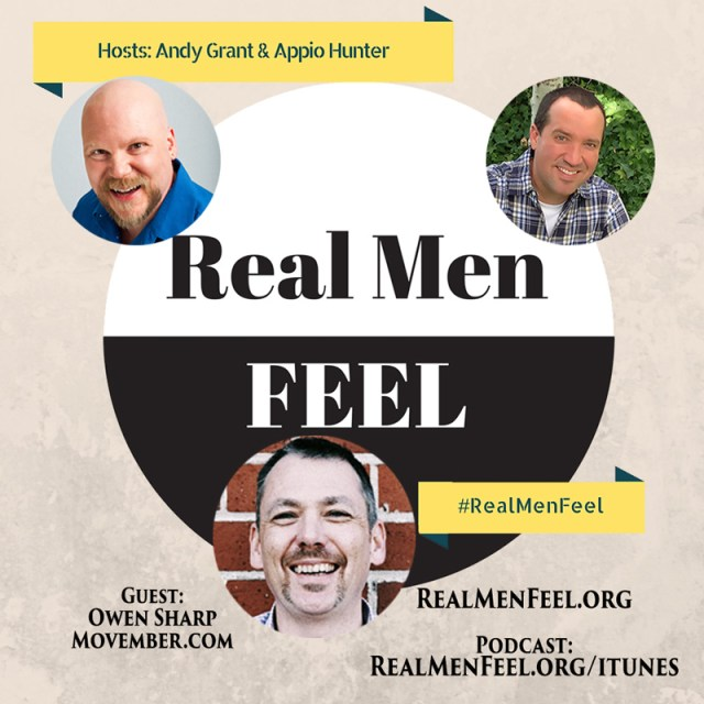 Real Men Feel: Movember