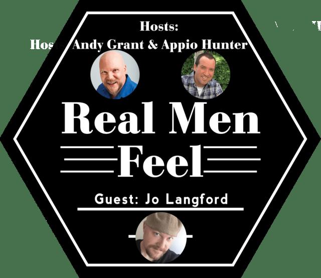Real Men Feel - Jo Langford