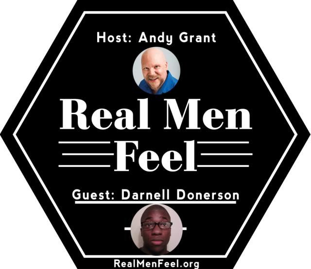 Real Men Feel: Confidence