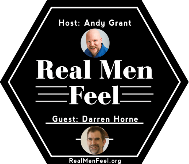 Real Men Feel - Darren Horne