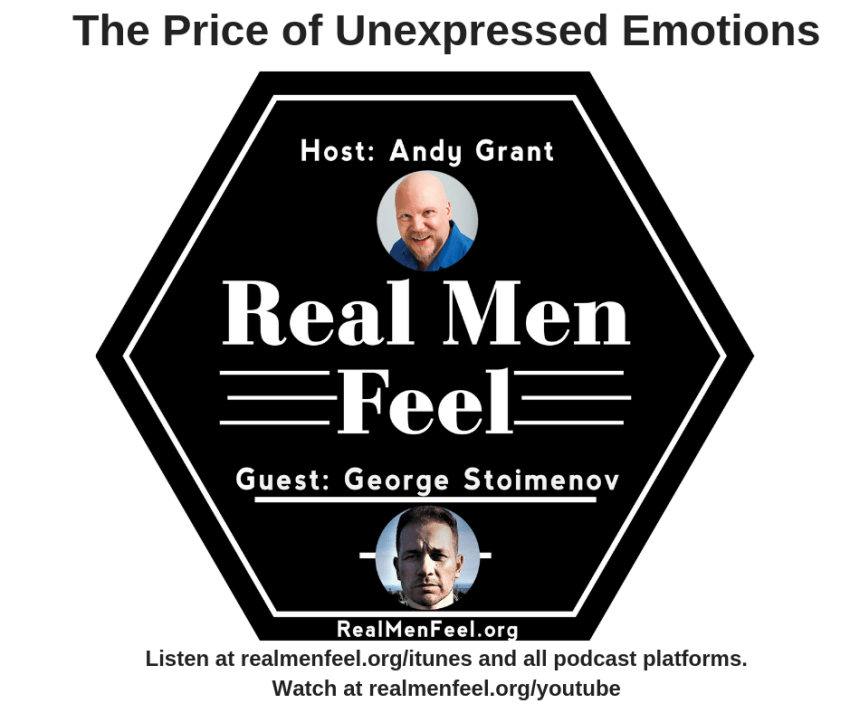 The Price of Unexpressed Emotions