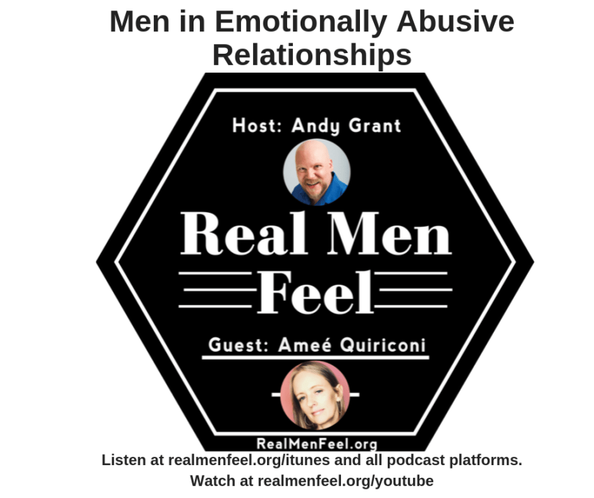 Men in Emotionally Abusive Relationships