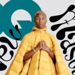 Pharrell on GQ