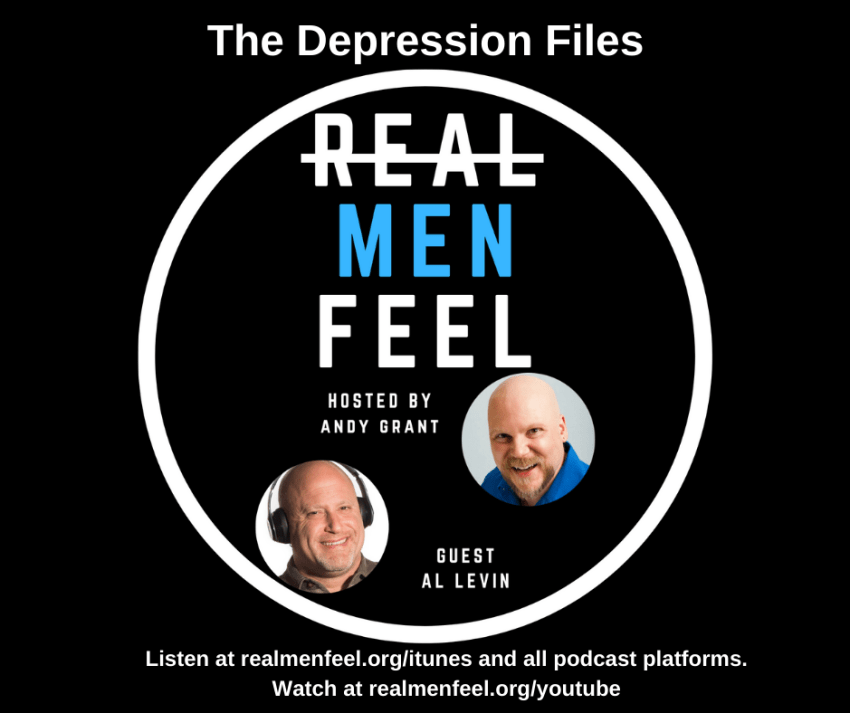 The Depression Files with guest, Al Levin