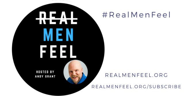 Click here to listen to Real Men Feel on Apple Podcasts