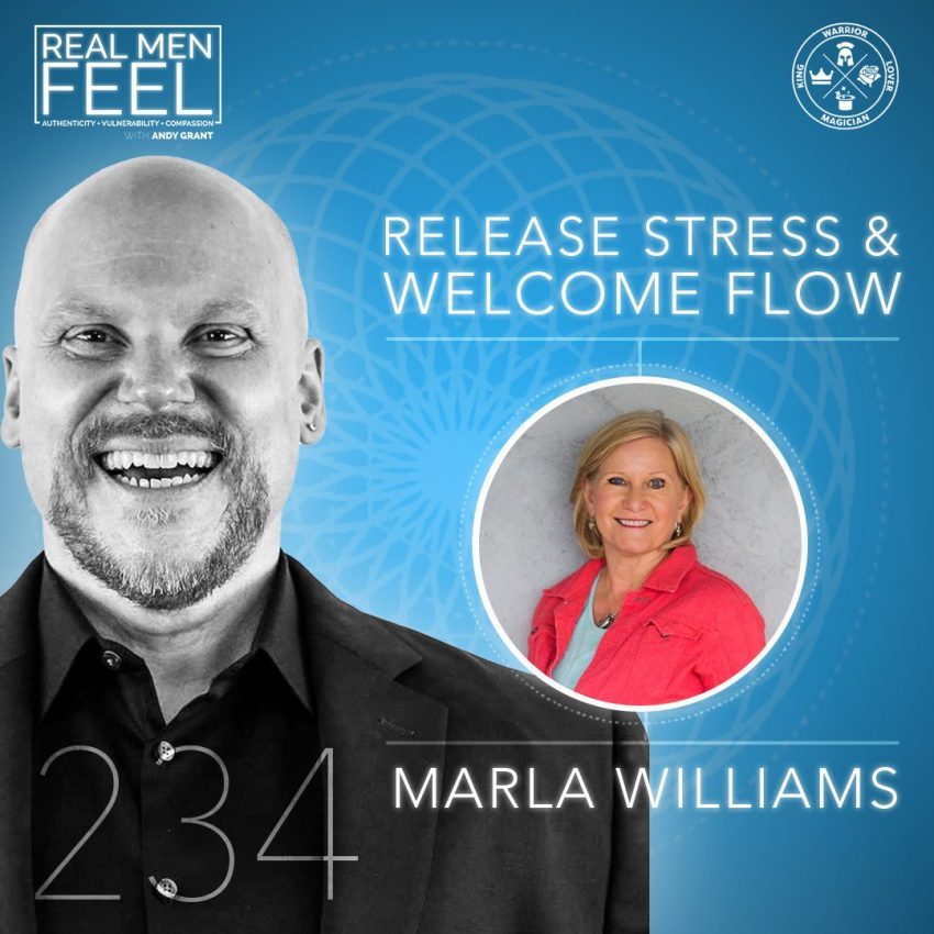 marla williams release stress welcome flow