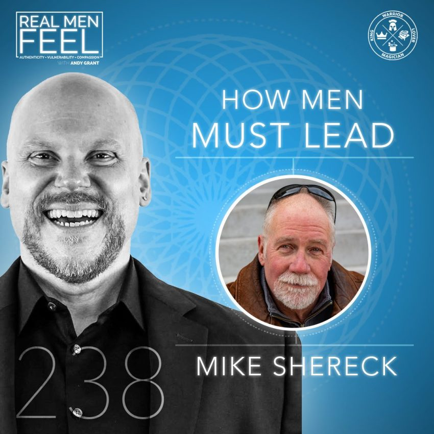 how men must lead mike shereck