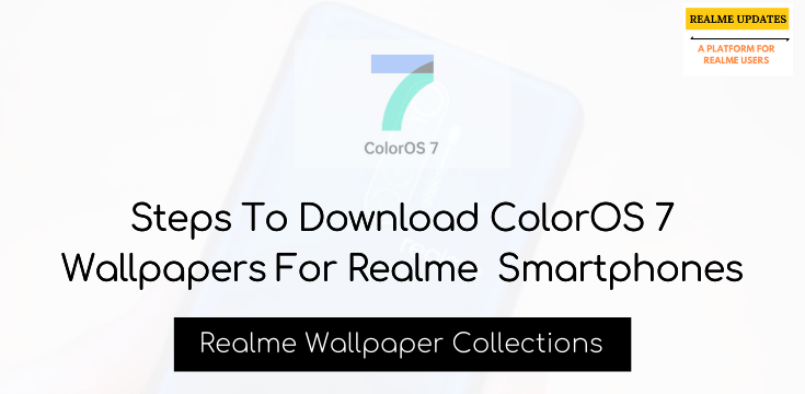 Download ColorOS 7 Wallpapers In Full Hd - Realme Updates