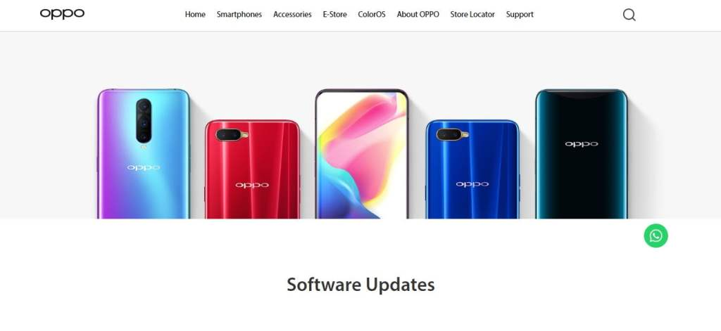OPPO Reno Z May 2020 Security Patch Update Started Rolling Out In Italy [CPH1979_11_A.20]