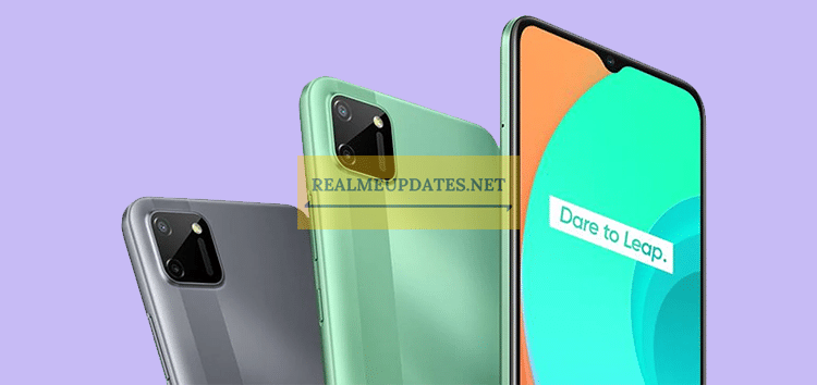 Finally, Realme C11 Launched In India With MediaTek Helio G35, Dual Rear Cameras, 5000mAh & Much More - Realme Updates