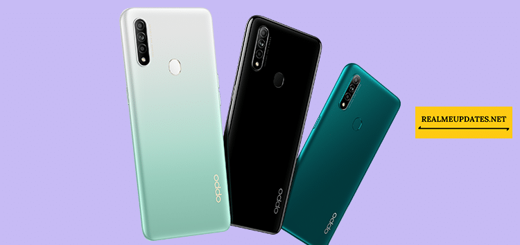 Oppo A31 June 2020 Security Patch Update Based on ColorOS 7 Improves Security & More [CPH2015_11_A.37] - Realme Updates