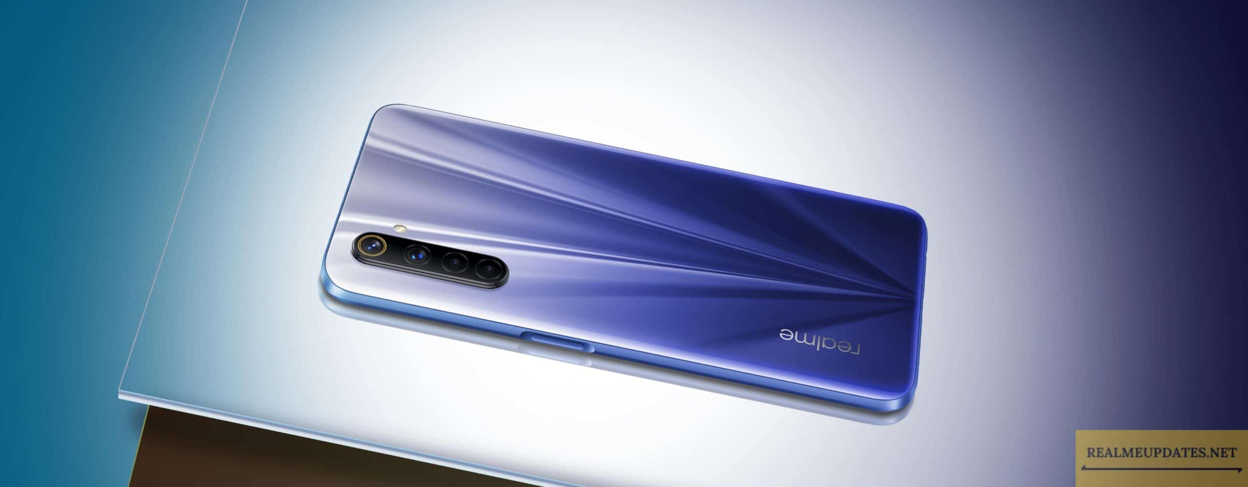 Realme 6 B.37 June 2020 Security Patch Update Brings Realme PaySa, Optimizes Camera, Improved System Stability & Much More [RMX2001_11.B.37] - Realme Updates