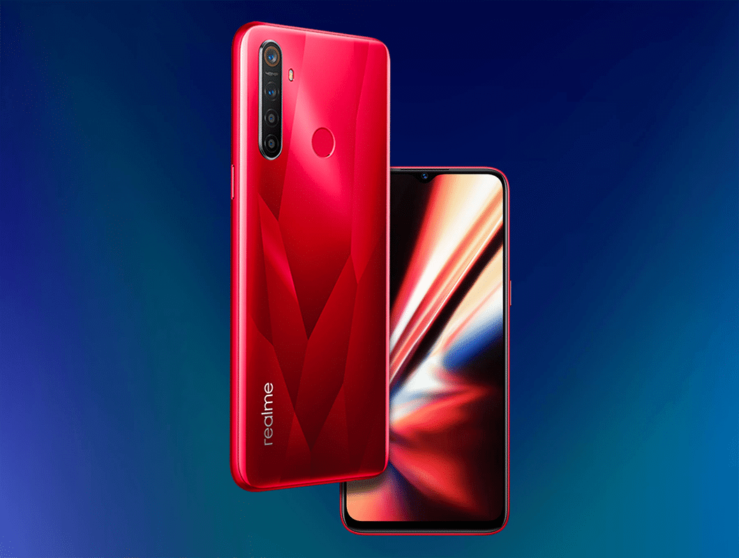 Realme 5 May 2021 Security Update