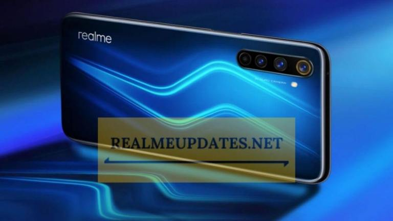 Realme 6 Pro April 2021 Security Update Released