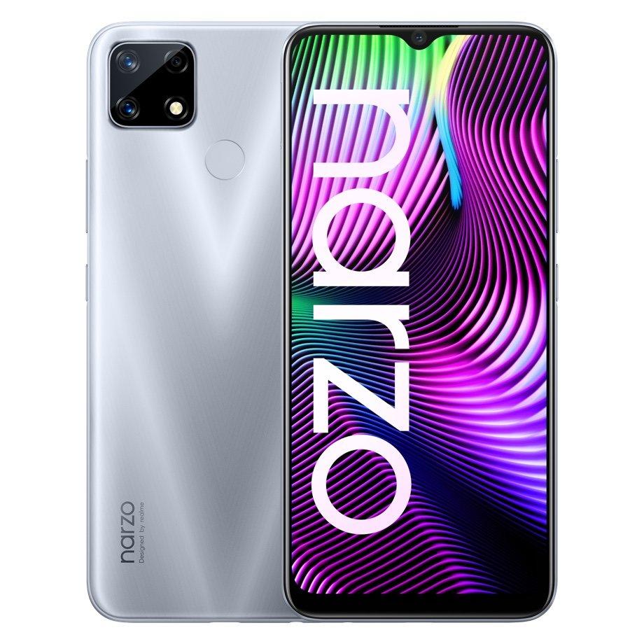 Realme Narzo 20 December 2020 Update