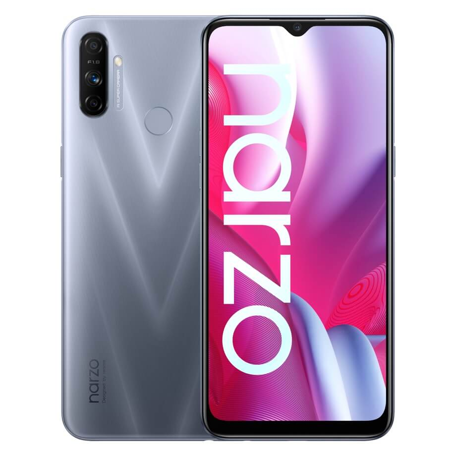 [A.17] Realme Narzo 20A November 2020 Update Released In India Brings New Android Security Patch, Optimized System Performance & More [Download Link]