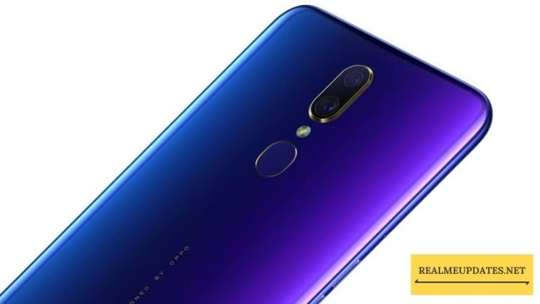 Oppo F11 February 2021 Security Update Released - RealmeUpdates.Net