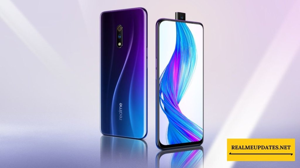 Realme X May 2021 Security Update