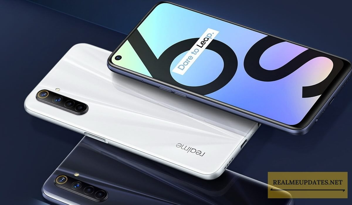 [A.54] Realme 6s April 2021 Security Update Released In Europe [Download Link] - Realmi Updates